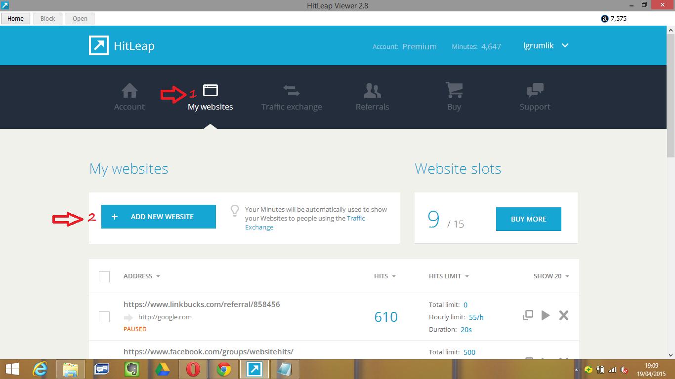 tutorial   earn money  linkbucks  hitleap dailyreviewsh
